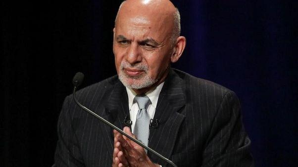 الرئيس الأفغاني يقدم عرضا لطالبان من أجل محادثات سلام