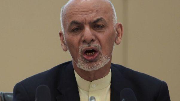 Afghanistan: Ghani offre cessez-le-feu et paix sous conditions aux talibans