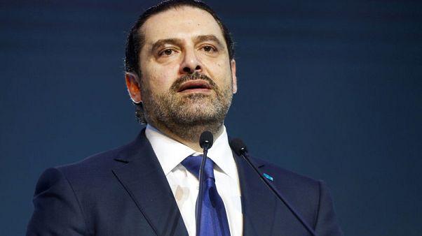 """رئيس وزراء لبنان يصل السعودية في أول زيارة منذ """"استقالته"""""""
