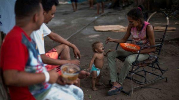 Au Brésil, les réfugiés vénézuéliens entre rêves et insalubrité