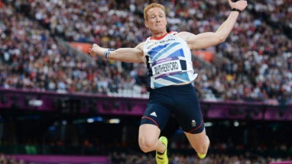 Mondiaux d'athlétisme en salle: le Britannique Rutherford renonce
