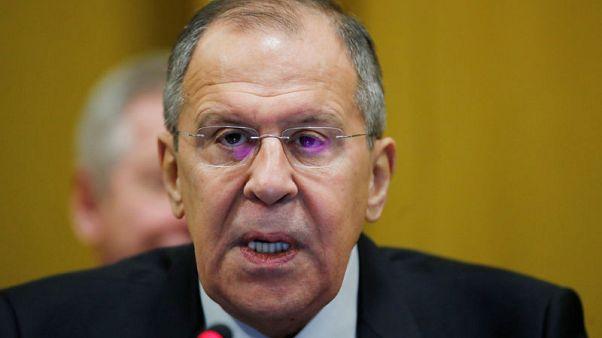 لافروف: الحرب السورية تزداد سوءا بالنسبة للإرهابيين