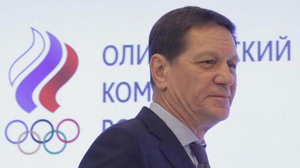 الأولمبية الدولية تؤكد إعلان روسيا استعادة عضويتها باللجنة