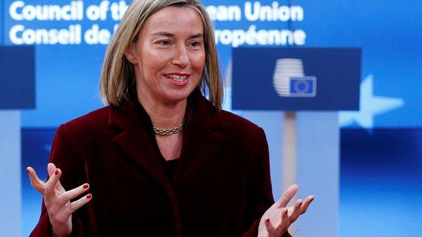 الاتحاد الأوروبي يطالب روسيا وتركيا وإيران بضمان إنهاء القتال بسوريا