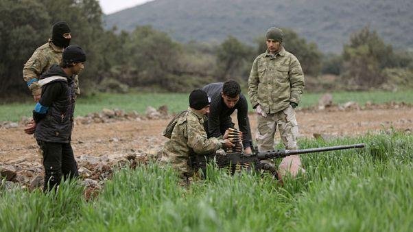تركيا ترفض دعوات أمريكية وفرنسية لوقف إطلاق النار في عفرين السورية
