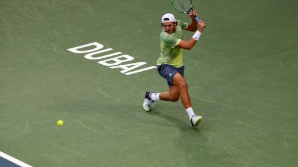 Tennis: Pouille prend sa revanche sur Khachanov à Dubaï