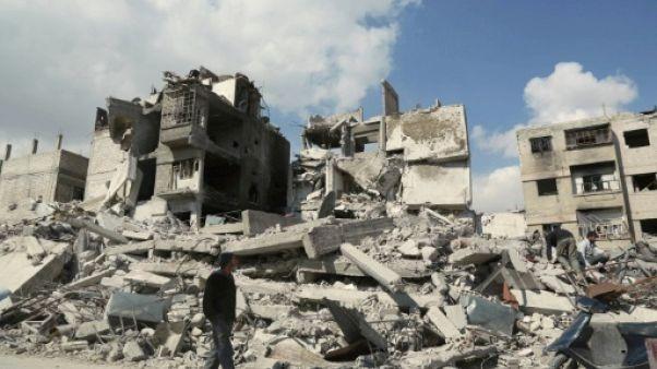 Syrie: le couloir humanitaire dans la Ghouta reste vide malgré la trêve
