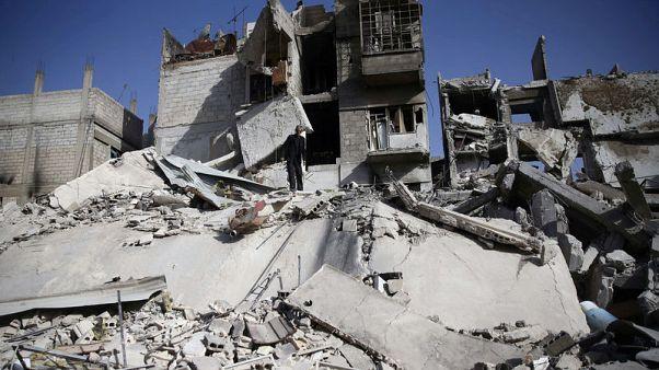 وحدة الإعلام الحربي لحزب الله: الجيش السوري استعاد بلدة بيت سوى في الغوطة