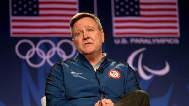 Etats-Unis: le chef du Comité olympique démissionne après un gigantesque scandale sexuel