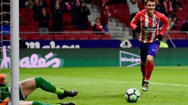 Atletico Madrid: Griezmann puissance 100