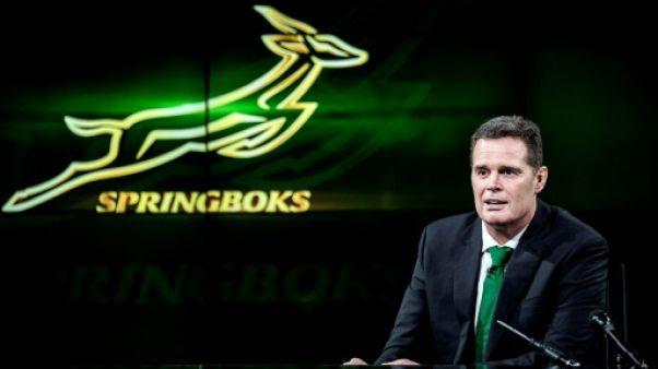 Rugby: Erasmus à la tête des Springboks pour oublier la page Coetzee