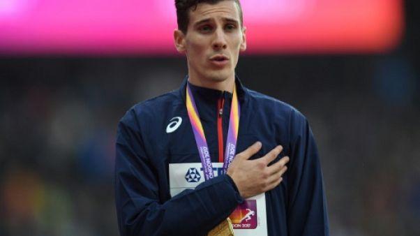 Athlétisme: Pierre-Ambroise Bosse mis en examen à son tour après l'altercation du mois d'août