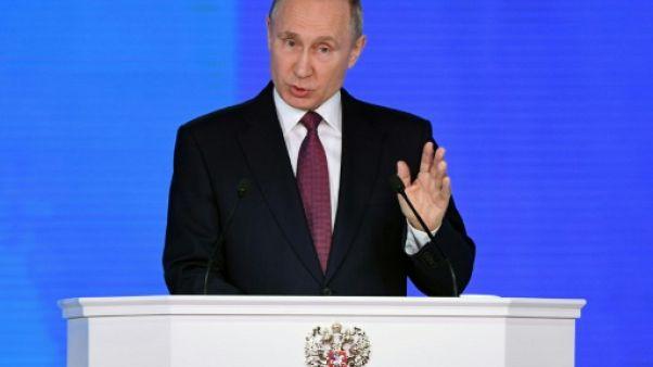 """Poutine veut en finir avec la """"neige noire"""" et l'eau non potable"""