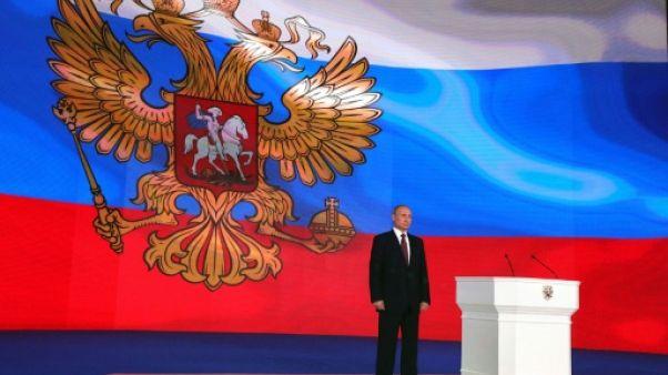 """Washington dénonce le discours de Poutine sur ses armes """"invincibles"""""""