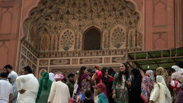 Au Pakistan, l'ex-capitale moghole Lahore se refait une beauté