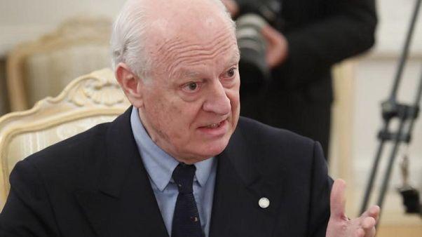 الأمم المتحدة: على روسيا تحديث خطة لتوصيل المساعدات للغوطة الشرقية بسوريا