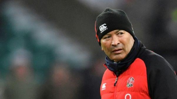 Rugby: Eddie Jones dégoûté par les transports publics anglais