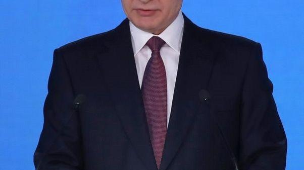 أمريكا: خطاب بوتين عن الأسلحة النووية يكشف انتهاك روسيا لالتزاماتها
