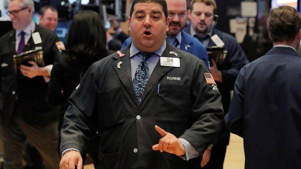 بورصة وول ستريت تهبط أكثر من 1% متضررة من تعرفات الصلب التي أعلنها ترامب