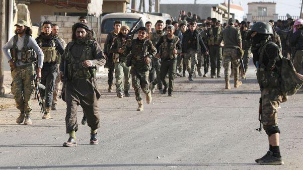 وحدات حماية الشعب الكردية: قوات تركية تقصف عفرين وتحاول اقتحام المدينة