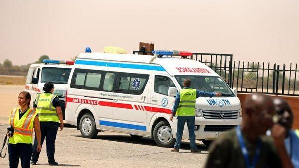 مقتل 11 منهم 3 عمال إغاثة في هجوم بنيجيريا