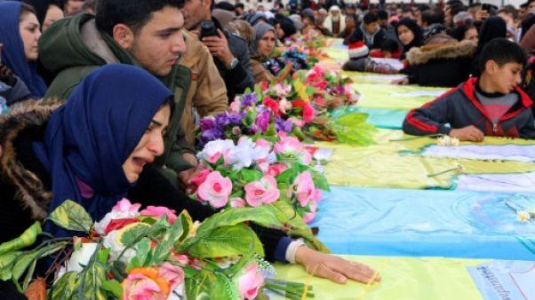 Syrie: 14 combattants prorégime tués dans des raids turcs (ONG)