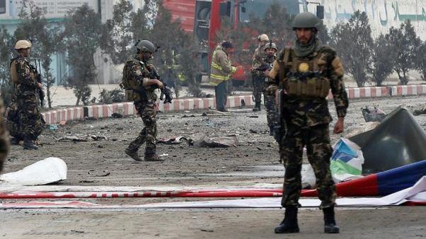 تفجير انتحاري يهز العاصمة الأفغانية ومقتل شخص على الأقل