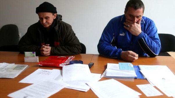 تحقيق-ضحايا حرب البوسنة يدفعون غرامات للمحاكم بدل الحصول على تعويضات