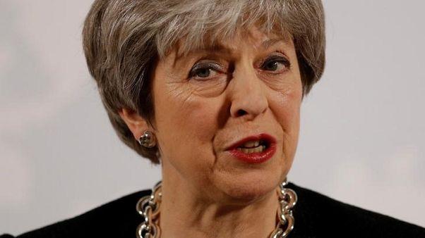 """رئيسة وزراء بريطانيا تريد """"أوسع وأعمق"""" روابط مع أوروبا"""