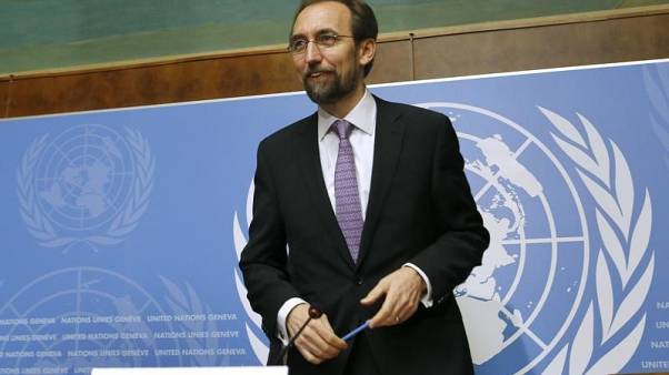 الأمم المتحدة تشير إلى جرائم حرب محتملة في الغوطة بسوريا