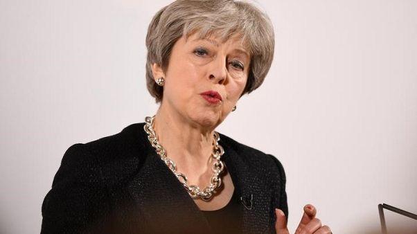 ماي: بريطانيا بعد الخروج من الاتحاد الأوروبي يمكن أن تكون أكثر قوة وتماسكا