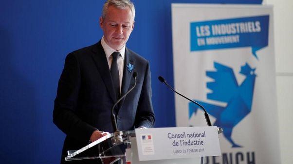 """وزير فرنسي: أوروبا سترد بقوة على رسوم استيراد أمريكية """"غير مقبولة"""""""