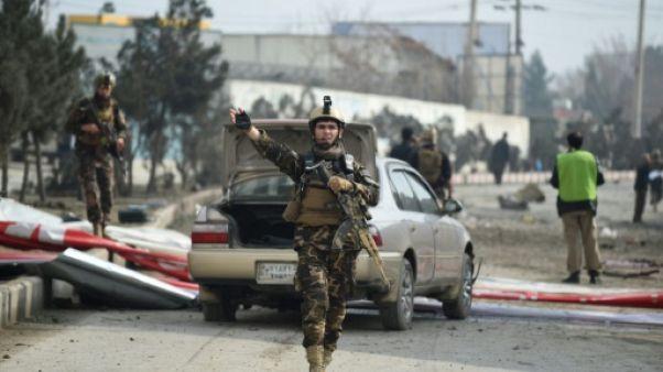 Les Etats-Unis caressent l'espoir d'une issue politique en Afghanistan