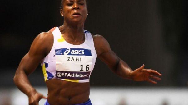 Mondiaux d'athlétisme en salle: Zahi en finale du 60 m