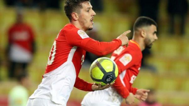 Ligue 1: Monaco, difficile mais précieuse victoire sur Bordeaux