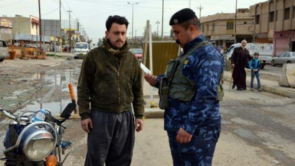 A Mossoul, des centaines d'homonymes de jihadistes redoutent l'arrestation