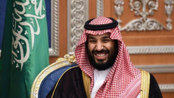 Le prince héritier saoudien entame en Egypte sa première tournée à l'étranger