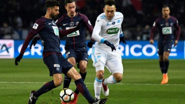 Ligue 1: PSG réaliste à Troyes, OM et OL duellistes à distance