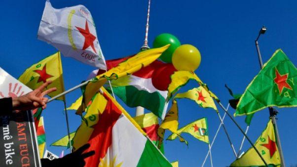 Des milliers de manifestants pro-kurdes à Berlin contre l'offensive turque à Afrine