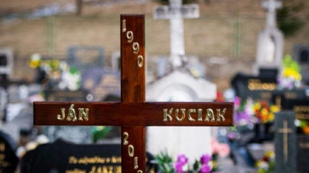 Enterrement du journaliste tué en Slovaquie, libération des 7 Italiens interpellés