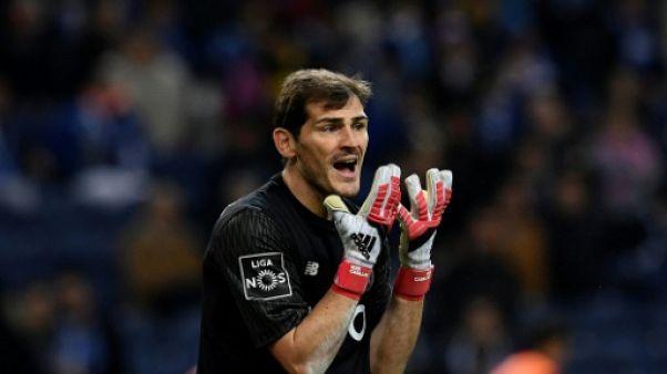 Porto: Casillas va partir, par mesure d'économie