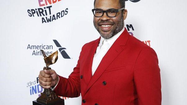 (جت أوت) يفوز بجائزة سبيريت أفضل فيلم وأفضل مخرج