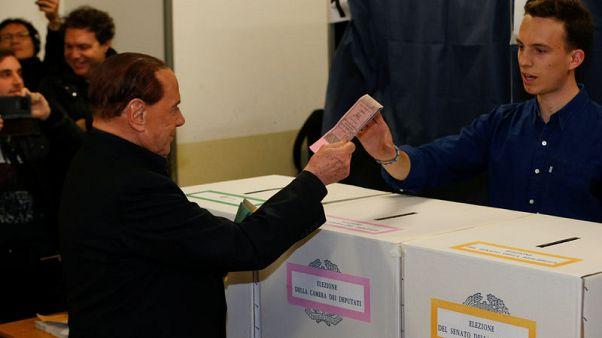 الإيطاليون يصطفون للتصويت في انتخابات قد تفضي لأزمة سياسية