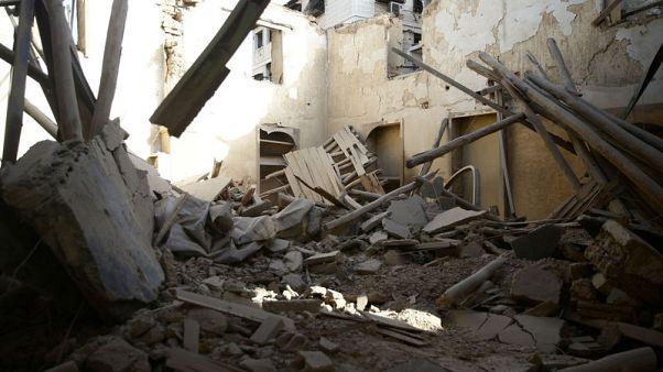 وكالة: روسيا تقول إن مقاتلي المعارضة فرضوا حظر تجول في الغوطة