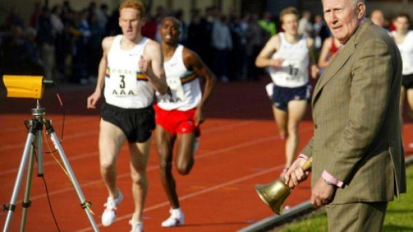 """Décès de Roger Bannister, """"légende"""" britannique de l'athlétisme"""