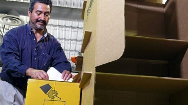 Le Salvador élit ses députés, scrutin test pour le parti du président
