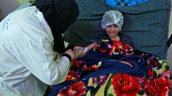 """Ghouta: Macron demande à Rohani de faire """"pression"""" sur Damas pour arrêter les attaques"""