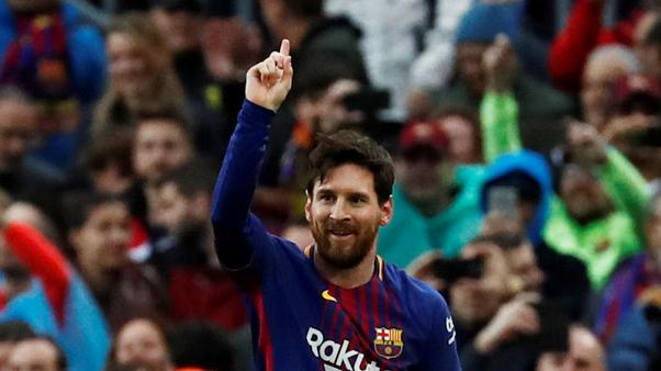 جوهرة ميسي تقود برشلونة للابتعاد بثماني نقاط عن اتليتيكو