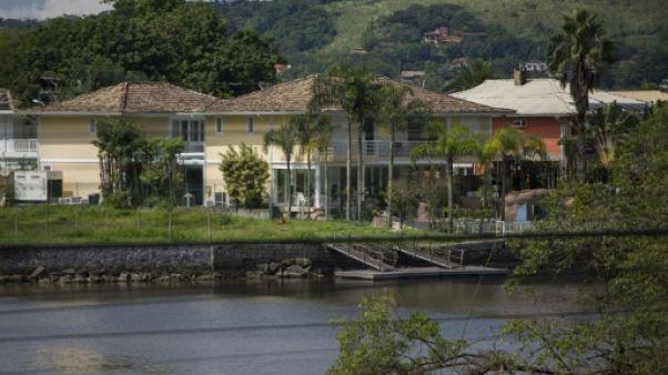 Mangaratiba, un cadre de rêve en bord de mer pour la rééducation de Neymar