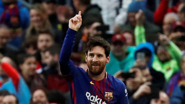 سحر ميسي يقود برشلونة للابتعاد بثماني نقاط عن أتليتيكو